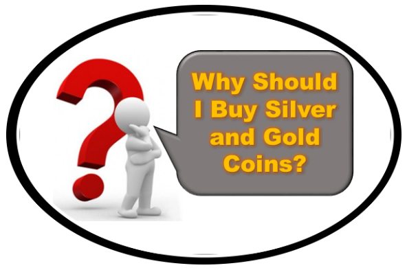 Why buy silver?